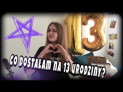 Co Dostalam Na 13 Urodziny Pomysly Na Prezent Urodzinowy Youtube