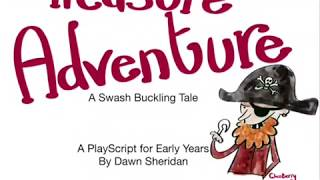 A Simple Pirate Song for kids
