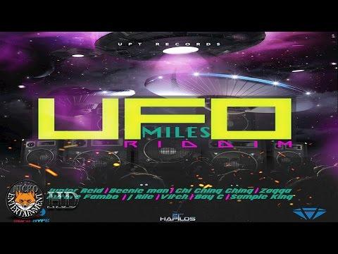 UFO Miles Riddim [Instrumental] 2017