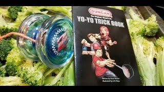 Duncan Pro Z YoYo Unboxing and Review.  $7 Walmart YoYo with Trick Book