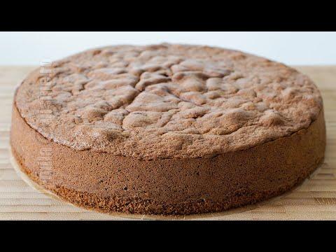 Blat de tort cu cacao - JamilaCuisine