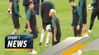 PSG lockt Neymar mit Messi-Gehalt, Kroos verlängert bei Real | SPORT1 - Der Tag