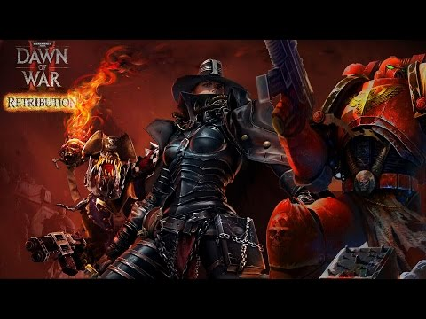 Let's Play Warhammer 40,000: Dawn of War II - Retribution [Part 10] - Arena Perimeter |
