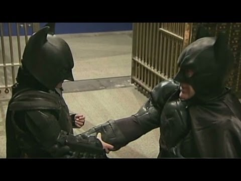 BatKid saves transformed