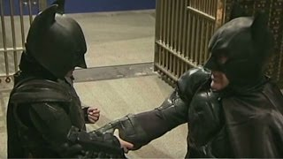 Repeat youtube video BatKid saves transformed 'Gotham City'