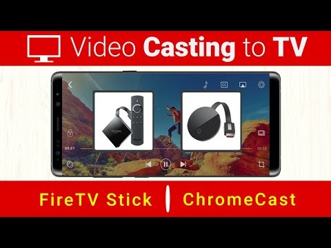 Cast Videos From Mobile To Chromecast - #1 4K HDR All Format