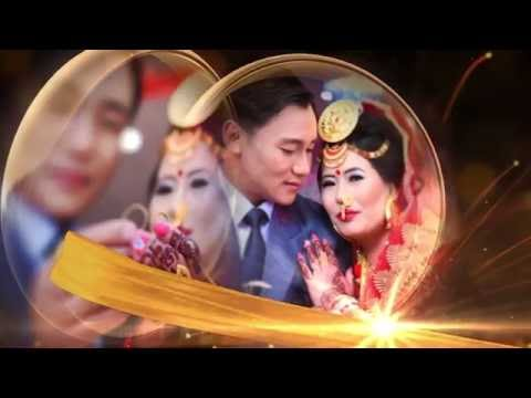 Nepali Rai & Limbu :Wedding Reception Highlights: