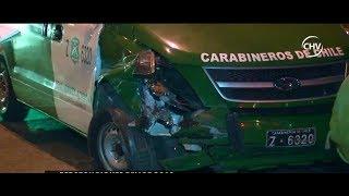 Persecuciones policiales cuestionadas por poner en riesgo a civiles- CHV Noticias
