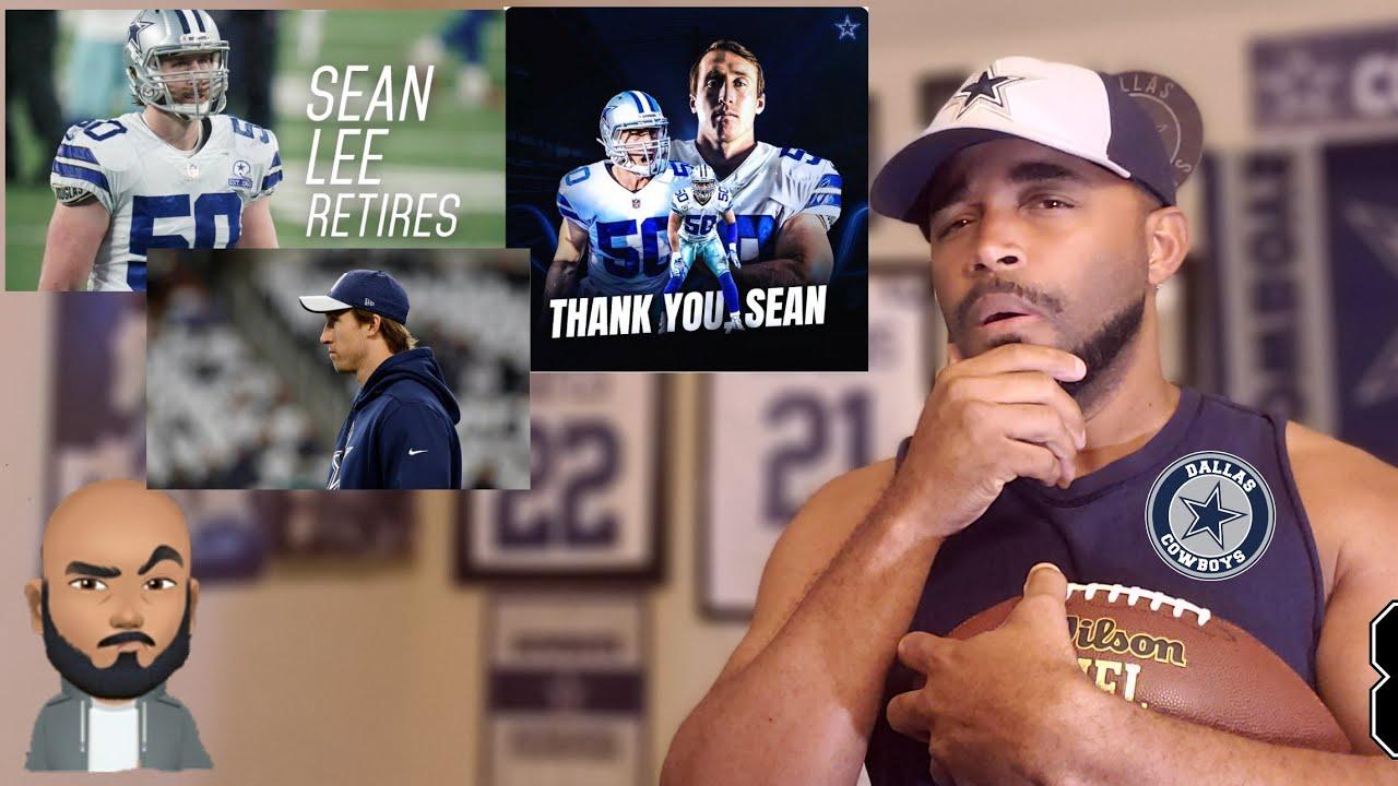 Dallas Cowboys LB Sean Lee retires after 11 seasons