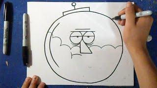 Como desenhar o Benson