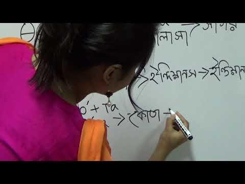 Greek Language Course in Bangla - 05