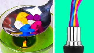35 MAKEUP PRODUCTS YOU CAN MAKE BY YOURSELF