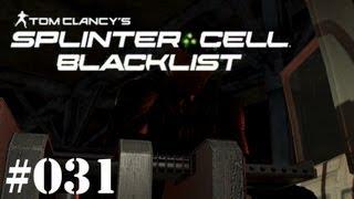 Splinter Cell Blacklist #031 - Kein Durchkommen [Let´s Play][HD]
