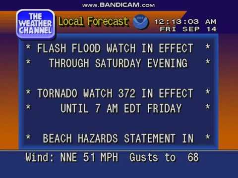 Hurricane Florence - Jacksonville, North Carolina