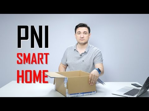 UNBOXING & REVIEW - PNI SMART HOME SM400