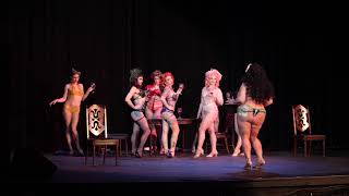 TUSH! Burlesque presents HINT! - FINAL NUMBER