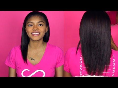 Hairfinity Month #11 Length Check + Update | Jazzie Jae T