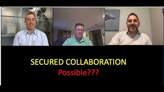 Virtual Pub #10: How You Can Solve Collaboration Securely!