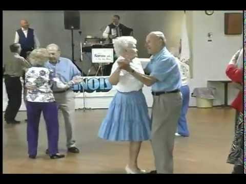 Eddie Korosa Jr - Polka Dance - St Louis Polka Club - April 27 2014