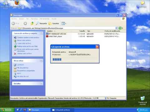 Actualizando Internet Explorer 7 desde 6