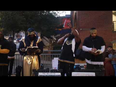 Hebrew Israelites Blaze Raleigh NC Pt6!