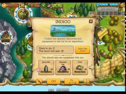 Klondike Game Super Effective Strategy Play (facebook)