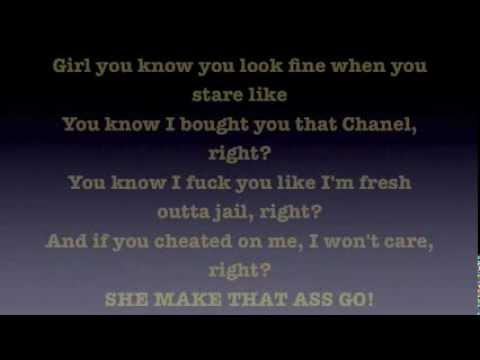 YG - Left, Right [LYRICS] ft. DJ Mustard