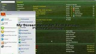 Network Football Manager 2007