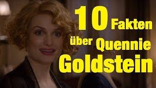 10 FAKTEN über Queenie GOLDSTEIN