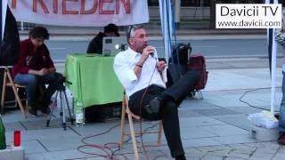 6. Friedensmahnwache in Wien: Harvey Friedman über seine Erfahrungen & das Finanzsystem (2.6.2014)