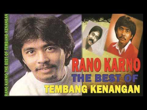 Rano Karno - The Best Of Nostalgia | Lagu Kenangan Indonesia Hits