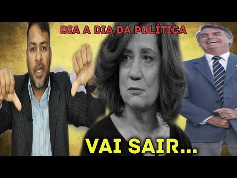 Miriam Leitão VAI SAIR, Acabou Trégua Globo Bolsonaro