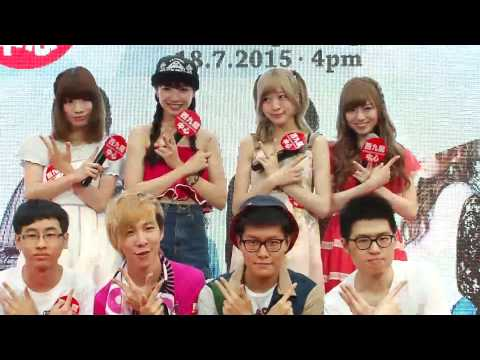 Silent Siren Fan Meeting in Hong Kong @ 西九龍中心