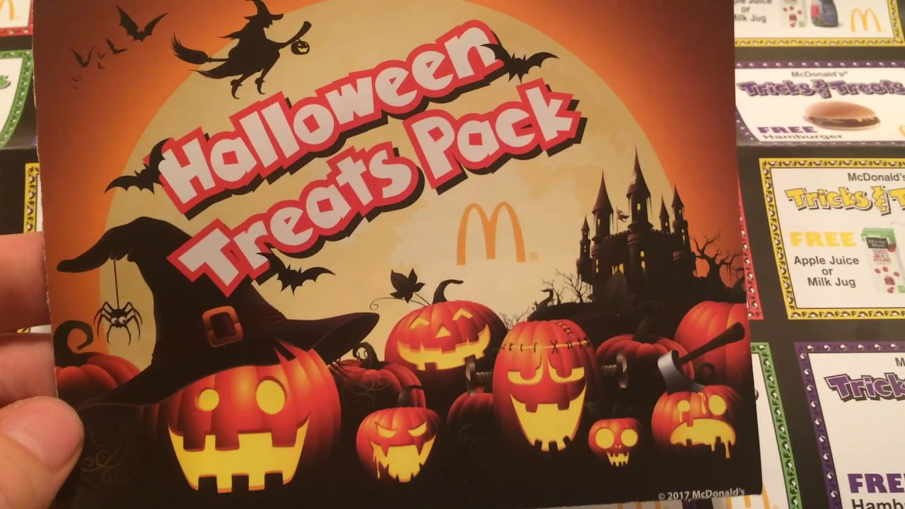 Mcdonalds halloween gift certificates 80sthen80snow youtube mcdonalds halloween gift certificates 80sthen80snow 1betcityfo Image collections