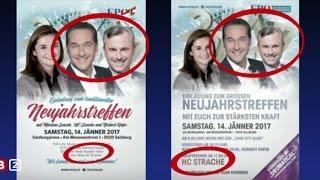 HC Strache über Machtkämpfe mit Norbert Hofer, Russland & Europa ZIB Armin Wolf
