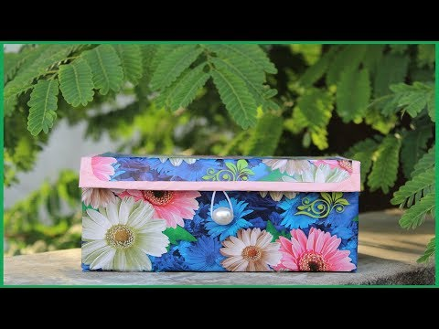 DIy | Best out of waste shoe Box crafts | DIY | Beautiful shoe Box storage