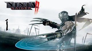 Прохождение Ninja Gaiden 2 (Xbox360) на русском с комментариями Глава 1