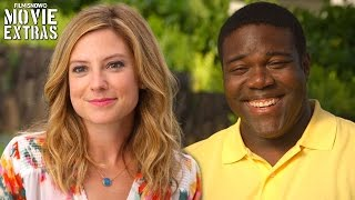 Mike & Dave Need Wedding Dates | On-set with Sam Richardson 'Eric' & Sugar Lyn Beard 'Jeanie'