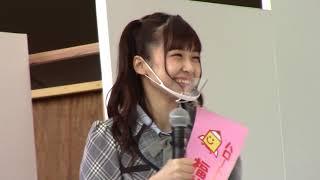 2020年11月23日 福井ハピリンにて実施されたハローワークイベントのハローワーククイズ部分のみになります。席の関係上橋本陽菜推しカメラになっています。