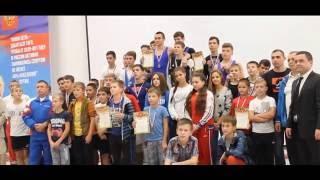 Тяжелая атлетика поселок Солнечнодольск 2016