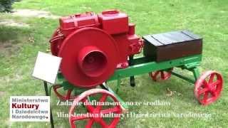 Silnik Deutz MAH 914 w zbiorach Muzeum Rolnictwa w Ciechanowcu