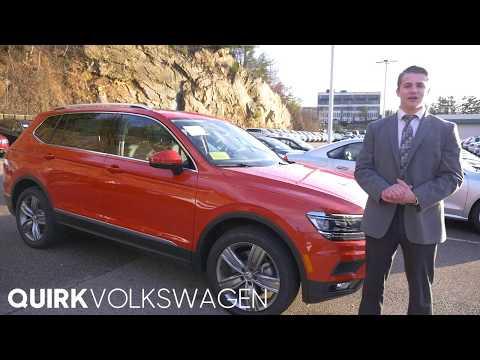 Quirk Volkswagen 2019 VW Tiguan December Special