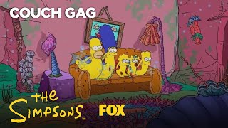 The Shrimpsons Couch Gag | Season 29 Ep. 7 | THE SIMPSONS