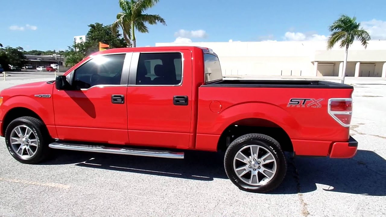 FORD F150 STX SPORT 4X4 2014(JUSBER MUNOZ) (FOR SALE) - YouTube