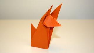 Origami - Renard