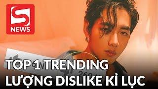"""Teaser mới của K-ICM lên thẳng top 1 trending với lượng dislike """"kỷ lục"""""""
