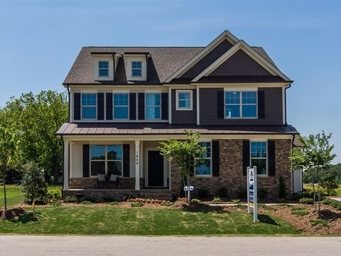 The davidson eastwood homes new homes at willow spring for Davidson home builders