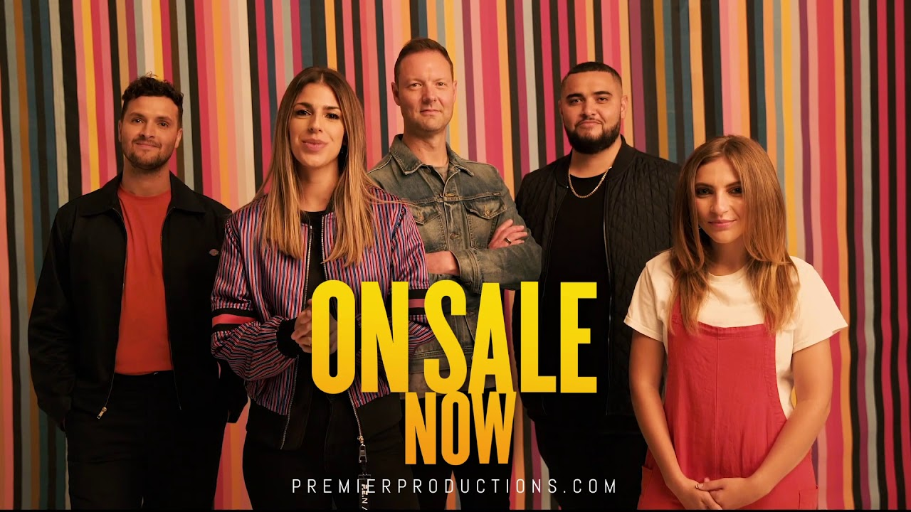 On-Sale is live starting now for Hillsong Worship USA Tour 2019!