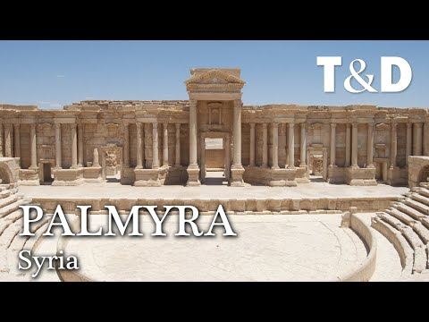 Palmyra before the destruction of ISIL 🇸🇾 Syria