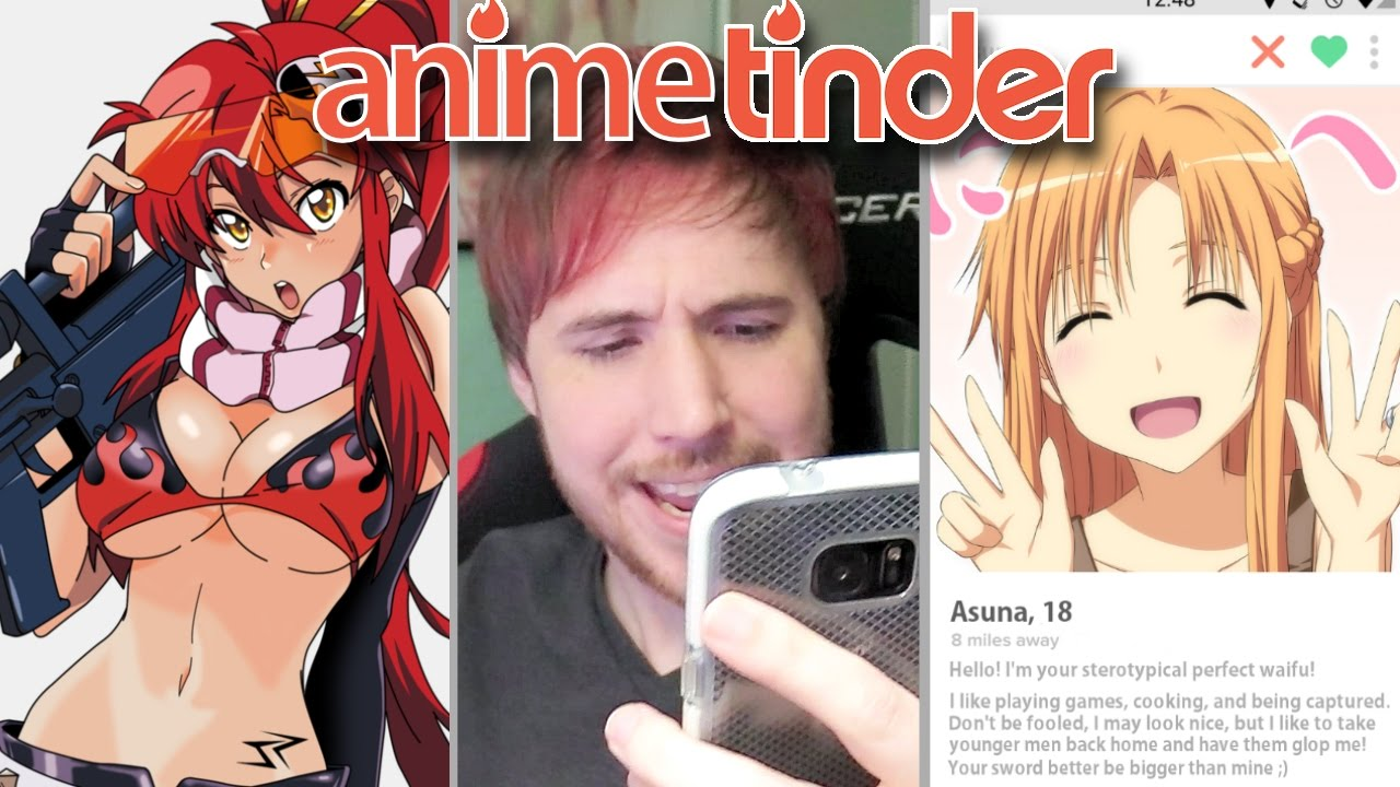 Adult anime dating app